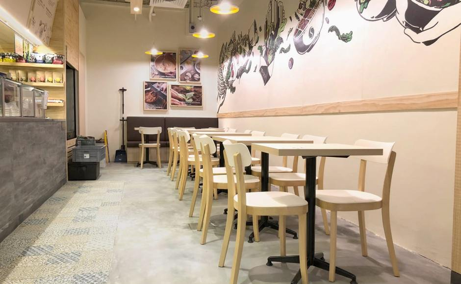 SaladStop! - Tanglin Mall | Product seen: [Farm-1 Chair]