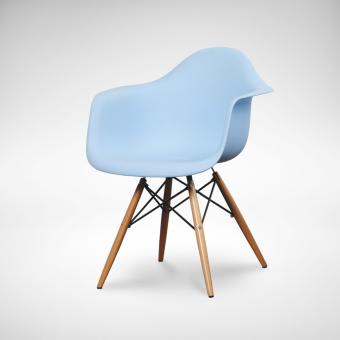 Gum – PP + Tower Arm chair
