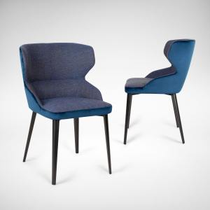 Madison Halved-Arm Chair