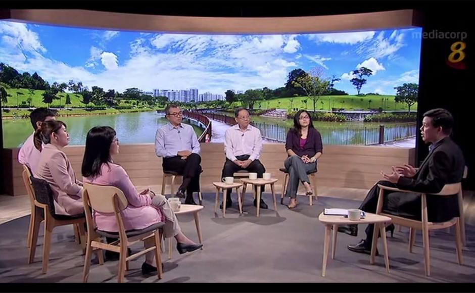 Post NDR Forum 2016 - EP1 | Products seen: [Duxton Chair, Osaka Armchair, Pino + Square Leg Chair &amp; Tempo 3-in-1 Coffee Table]<br />
