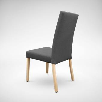 Portugese Side Chair – Grey
