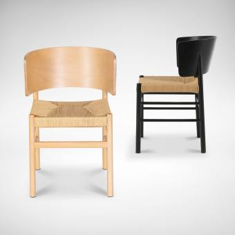 Rodrigo Halved-Arm Chair
