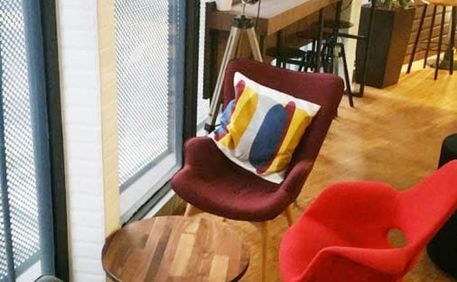 Travelodge Hotel - International Plaza, Anson Road | Products seen: [Sakai – Plain Armchair & Brandy Lounger]