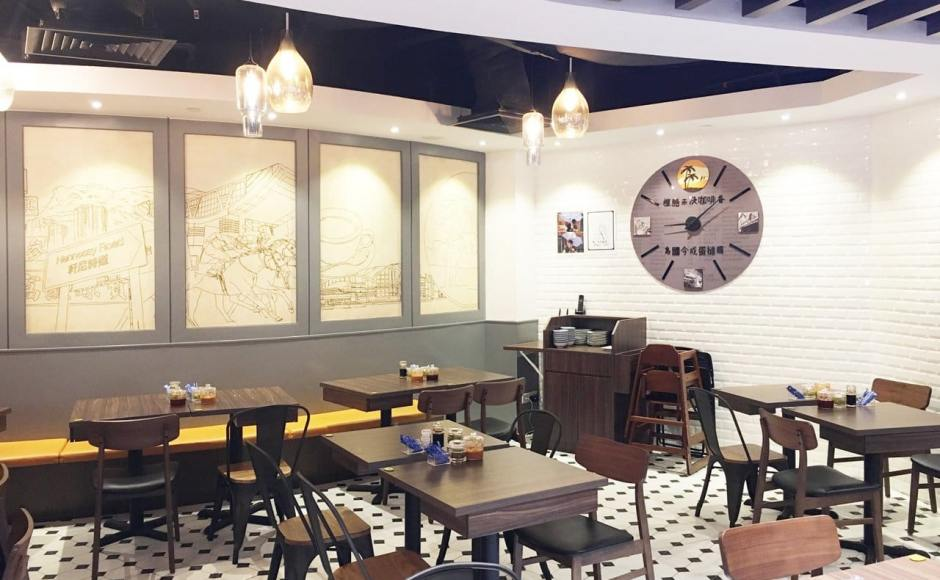 Honolulu Cafe @ Centrepoint | Product Seen: [Ottawa Chair, Dojo Sidechair – Wood + Rust & Filo Table Base]<br />