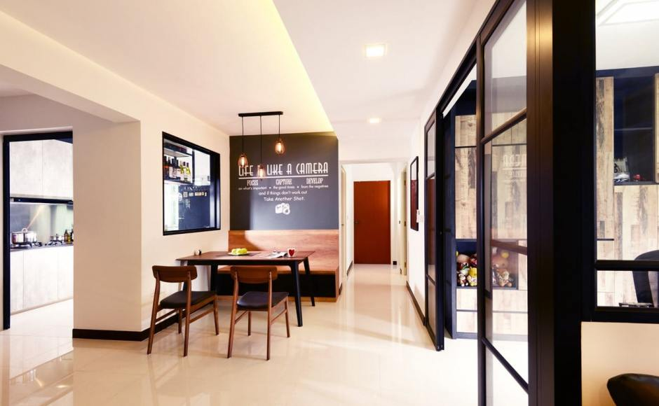 Apartment @ Yishun by Meter Square | Product Seen: [Ottawa Chair & Fuji Dining Table]<br />