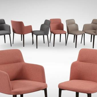Fondue Side Chair Comfort Design The Chair Amp Table People
