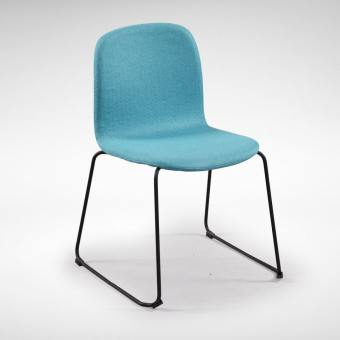 Baxter Side Chair – Upholstered