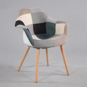 Moi – Patch Arm chair