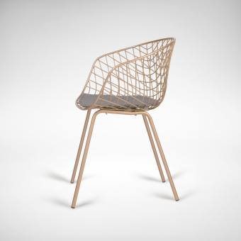 Wire 11 Arm Chair