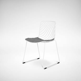 Wire 9 Side Chair