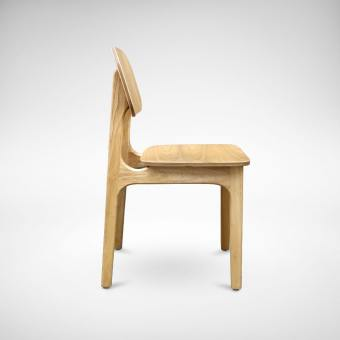 Zurich - Wood Side chair