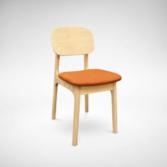 Zurich - Upholstered Side chair