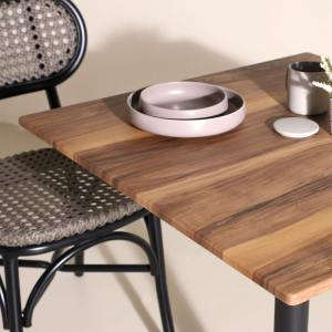Isotop - Outdoor Table Top – Indian Rosewood