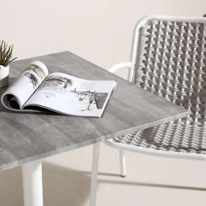 Isotop - Outdoor Table Top – Cement