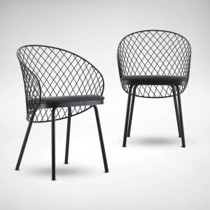 Wire 13 Arm Chair