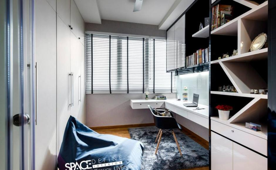 Photo courtesy of SPACE DEFINE INTERIOR<br />