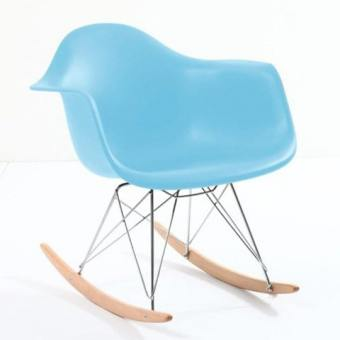 Gum – PP + Rocking Arm chair