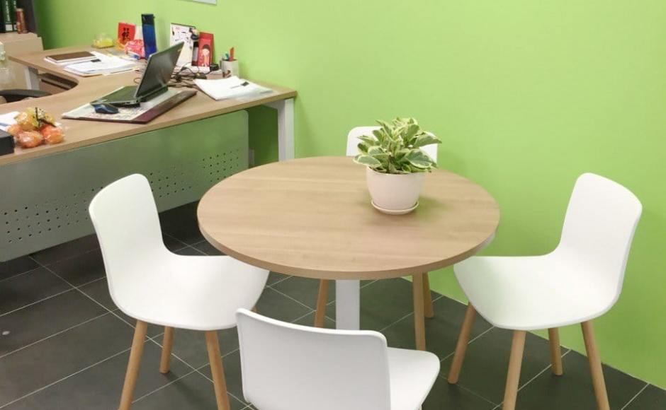 Wong Fong Engineering Works Pte Ltd - 79 Joo Koon Circle | Products Seen: [Plug + Round Leg Chair]