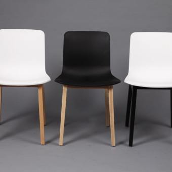 Plug + Square Leg Side Chair