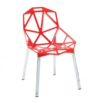 Angular Side Chair