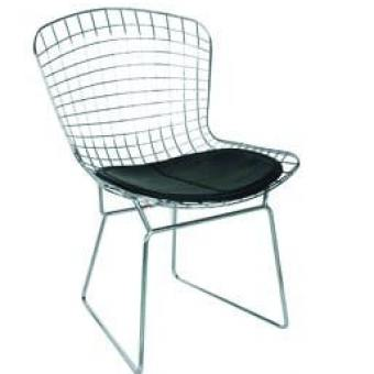 Wire 2 Side Chair