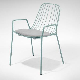 Wire 7 Arm Chair