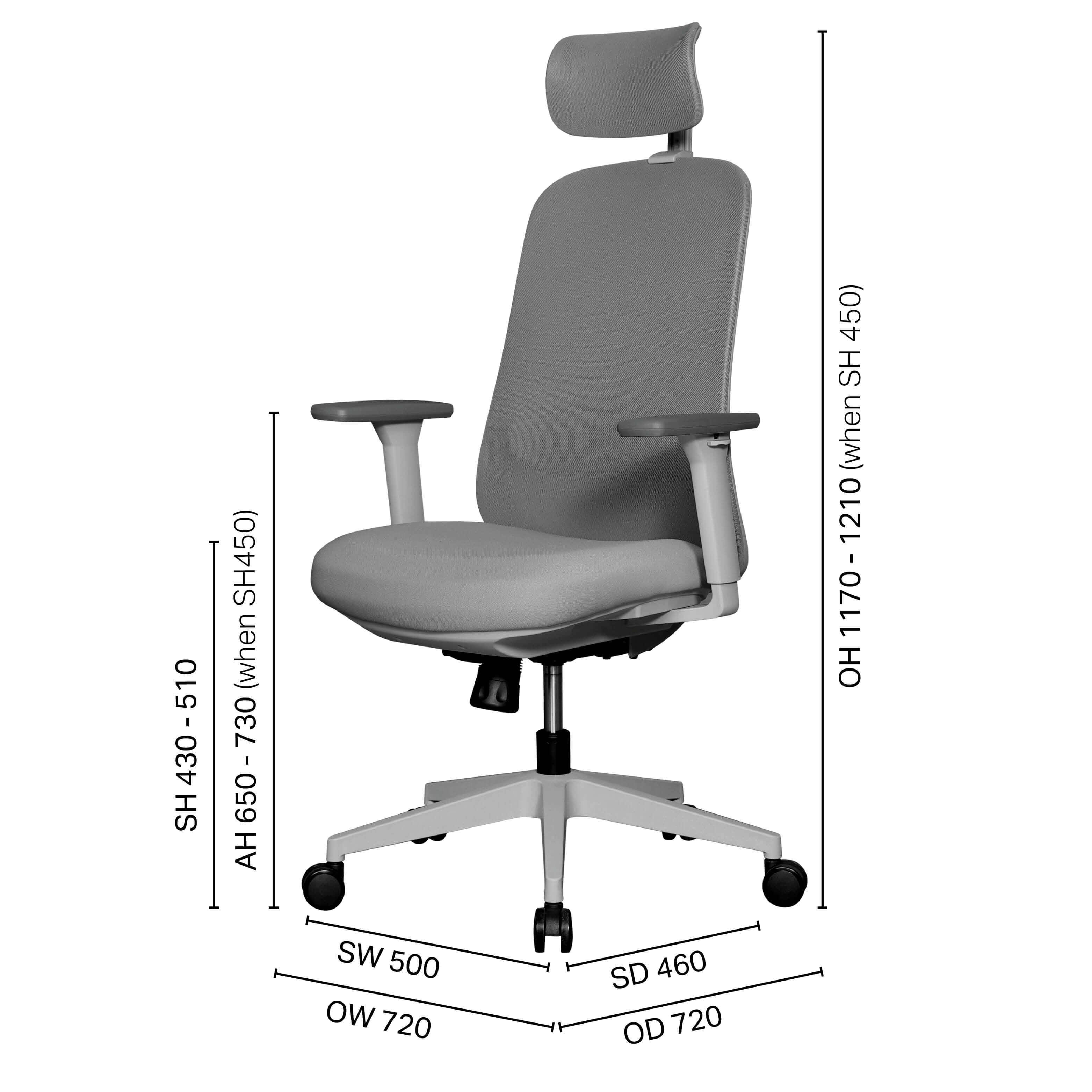 Ensley Highback Office Chair