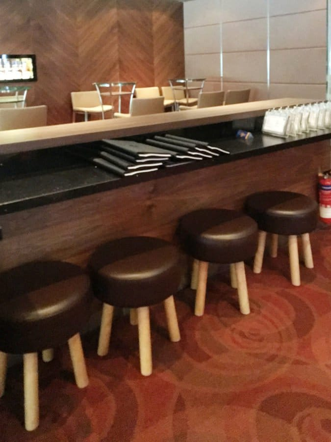 3Bars - Chinese Swimming Club | Products seen: [Tapioca Stool]