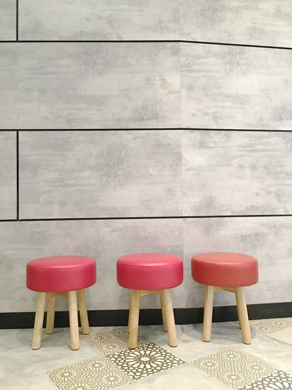 KFC - Waterway Point | Products Seen: [Tapioca Stool]<br />