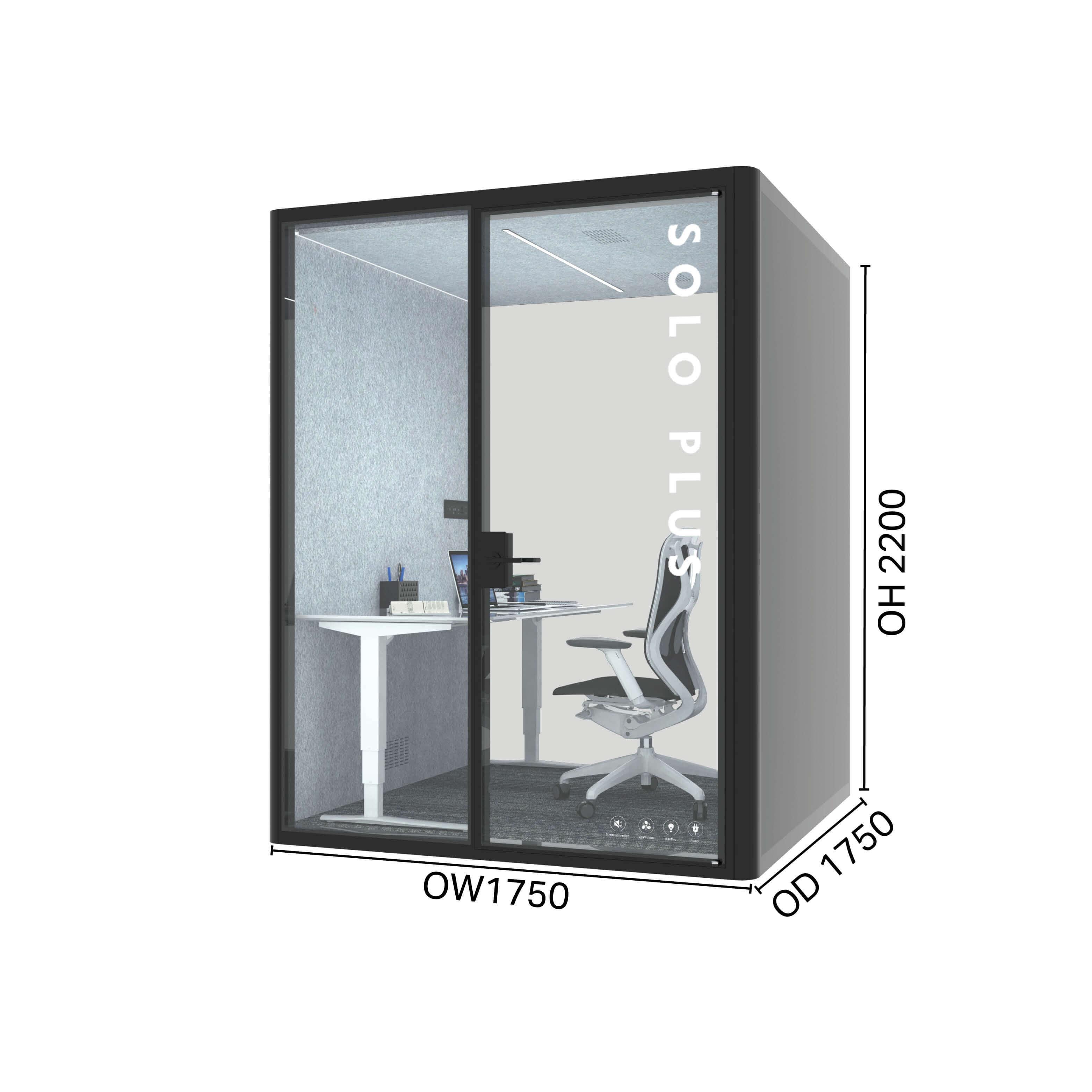 Lull Privacy pod - Solo Plus