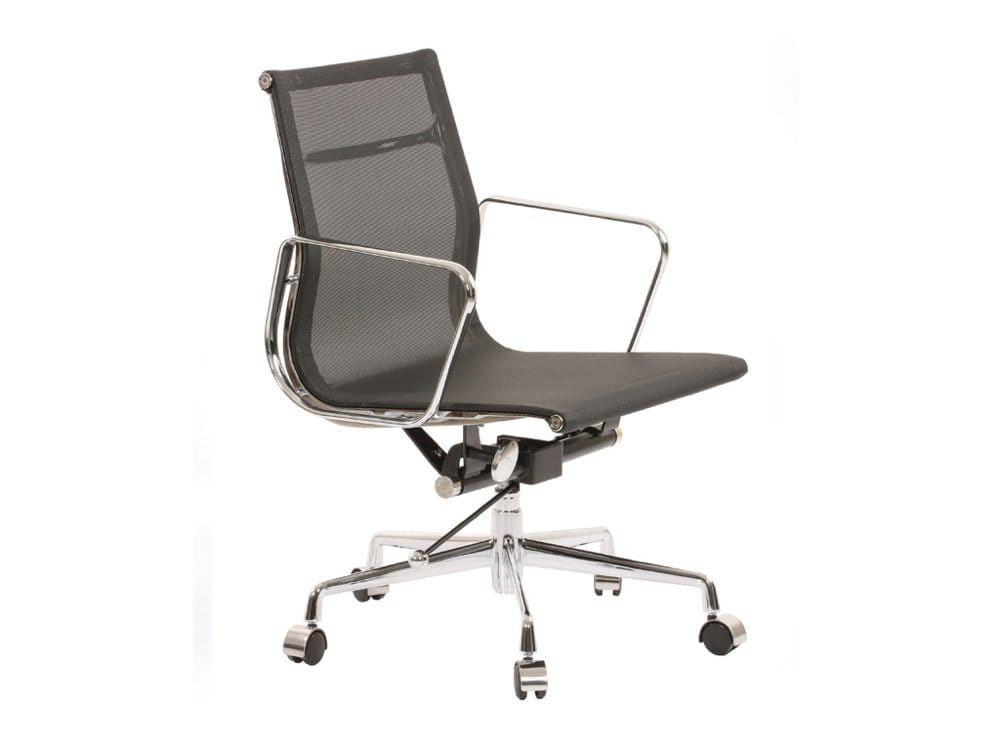 Eames office chair products of the family vintage eames aluminum group management chair herman - Eames aluminum group lounge chair replica ...