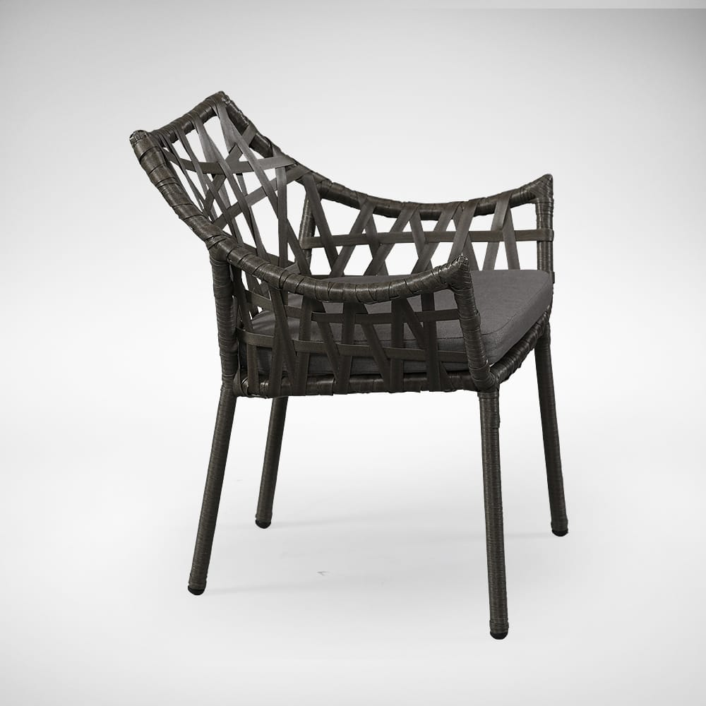Phuket outdoor armchair comfort design the chair for Outdoor furniture phuket