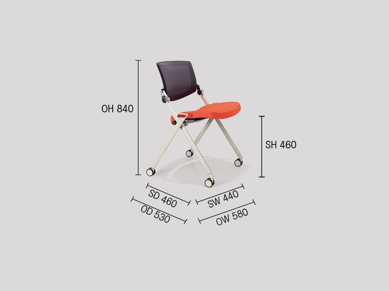 putra side tablet with castors comfort design the chair table people. Black Bedroom Furniture Sets. Home Design Ideas