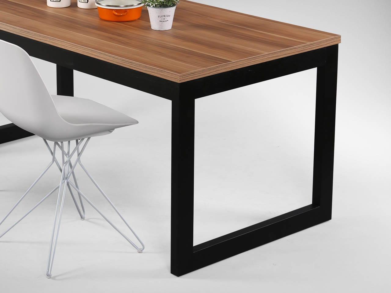 Beau ... Laminate Table Top + Uni Table Leg U2013 Customisable ...