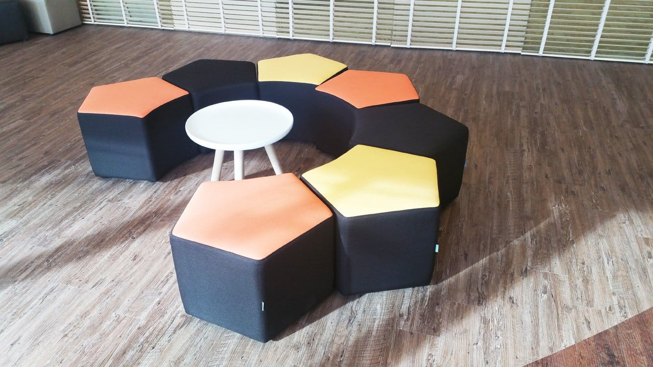 Seed Modular Stool Comfort Design The Chair Amp Table People