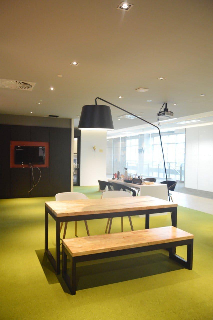 Uni Bench W Butcher Top Customisable Comfort Design