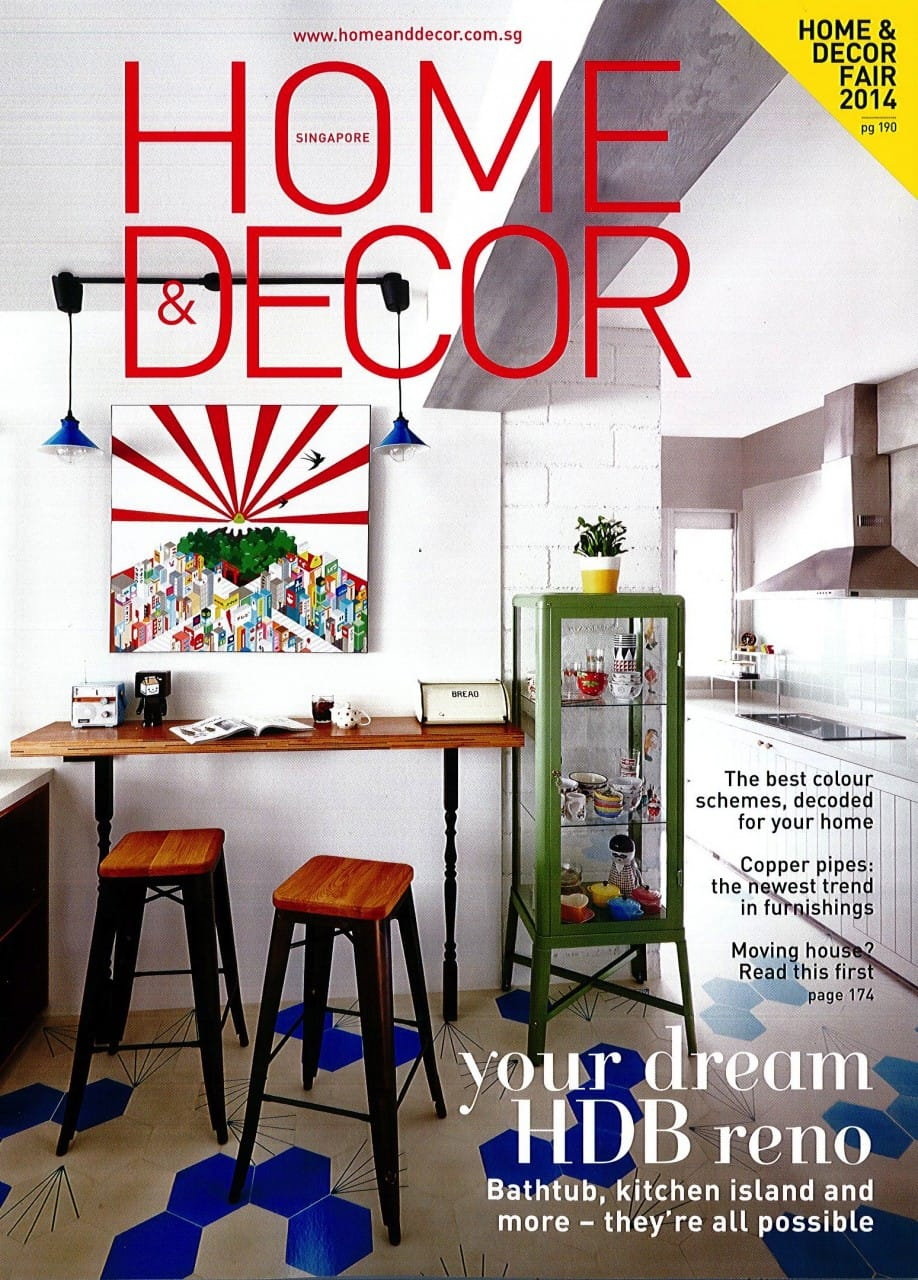 Home & Decor - October 2014