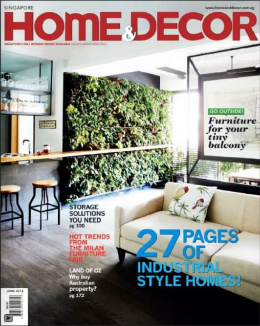 Home & Decor - June 2014