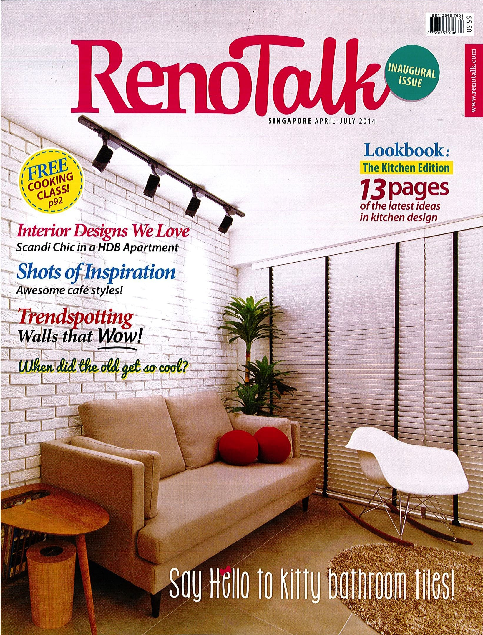 RenoTalk - April - July 2014