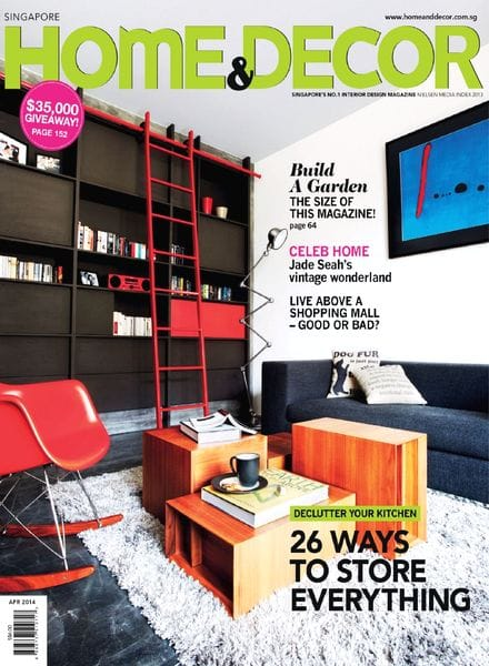 Home & Decor - April 2014