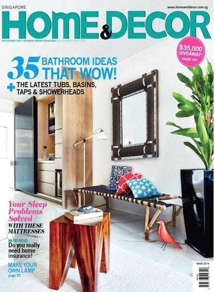 Home & Decor - March 2014
