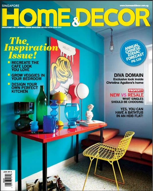 Home & Decor - January 2014