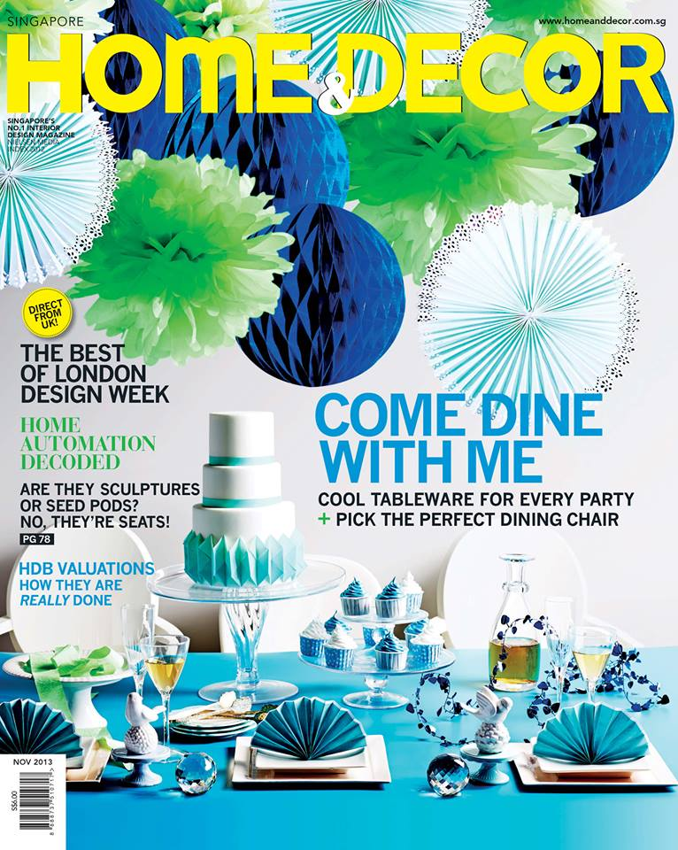 Home & Decor November 2013