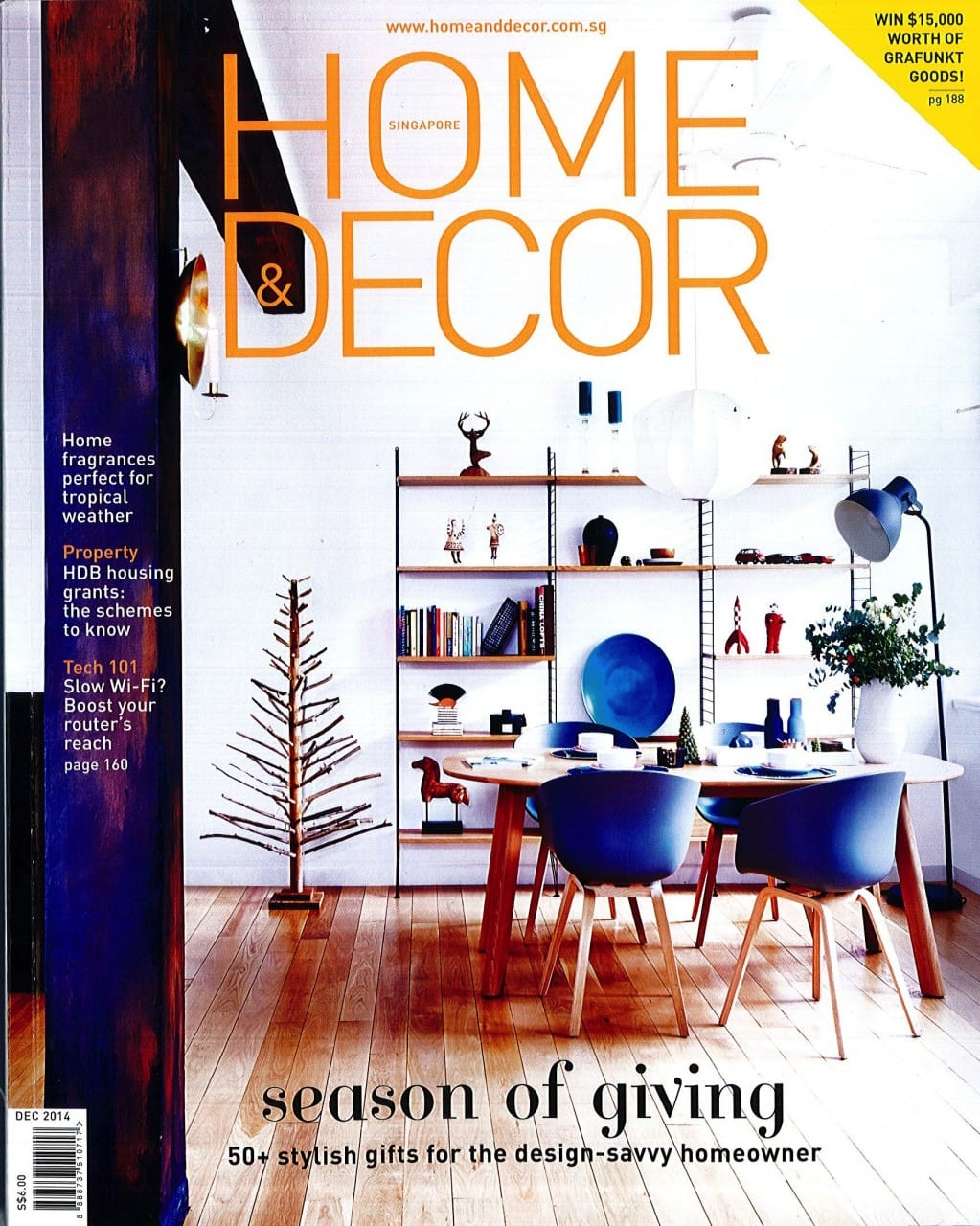 Home & Decor - December 2014