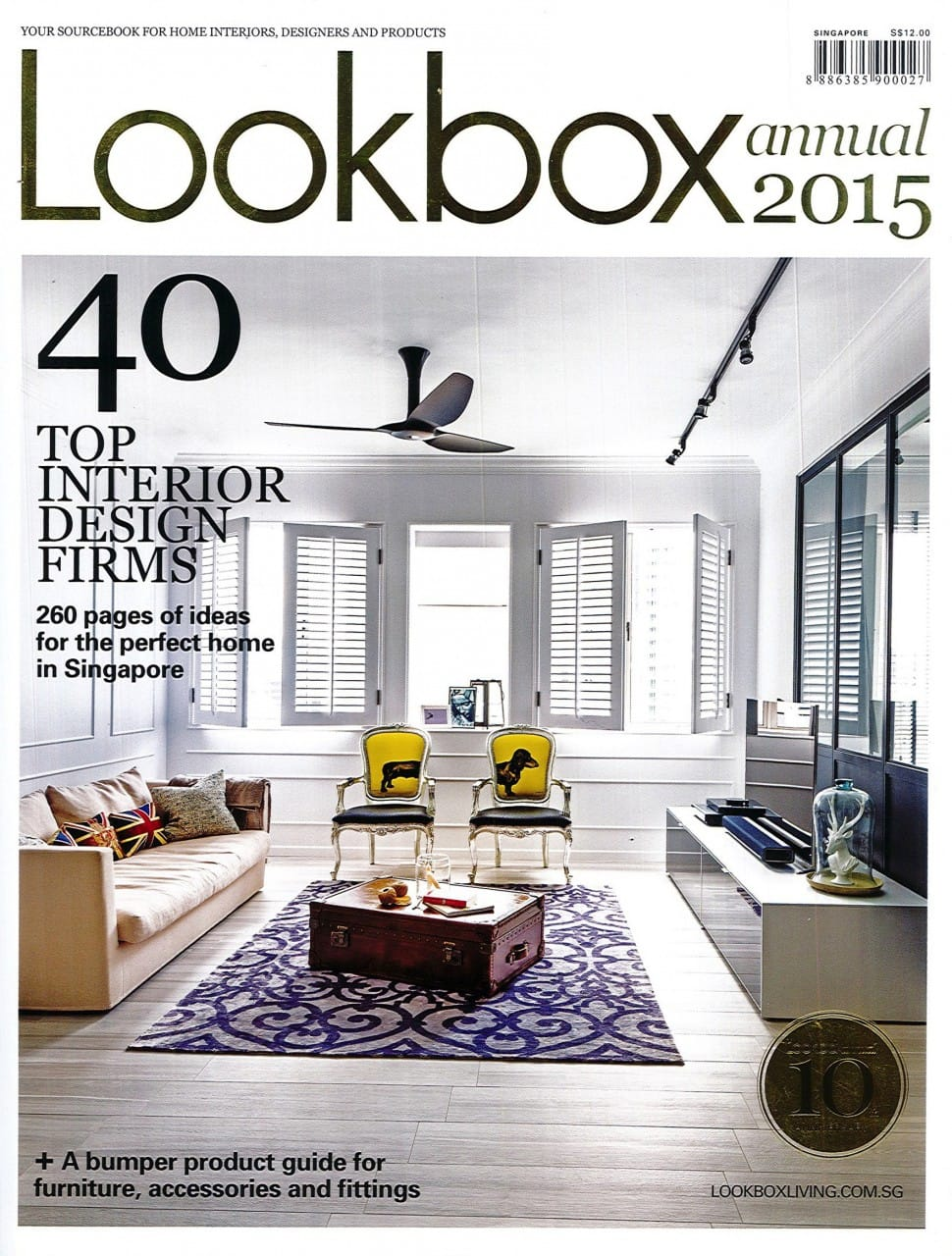 Lookbox Annual 2015