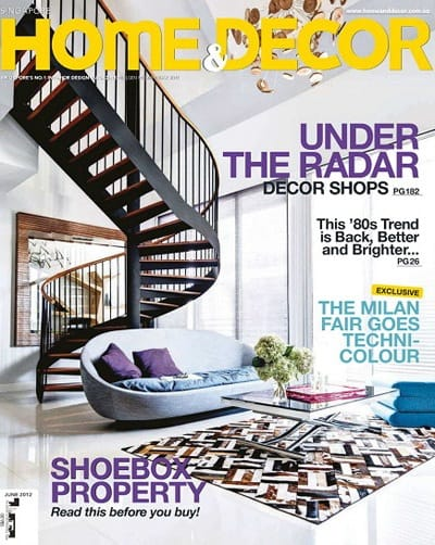 Home & Decor June 2012