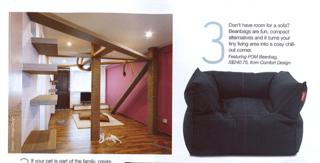 SquareRooms Feature on October 2012 Issue
