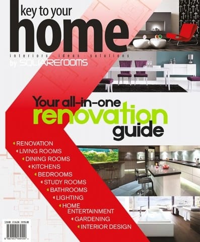 Key To Your Home by SQUAREROOMS 2013