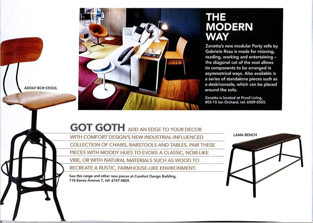Home & Decor March 2013 Feature