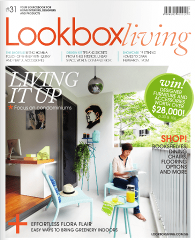 Lookbox Living Issue#31